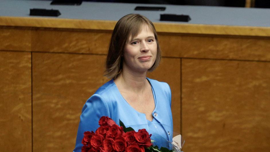 Kersti Kaljulaidová
