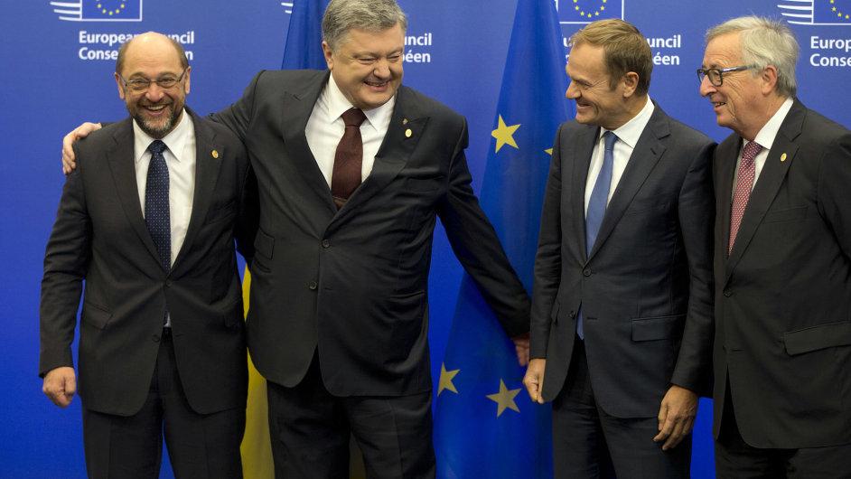 Osmnáctý summit představitelů institucí EU.