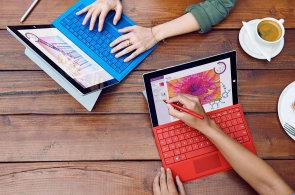 Rok hybridů: Počítače 2 v 1 letos dospěly a zaujaly a Microsoft si může dělat legraci z iPadu