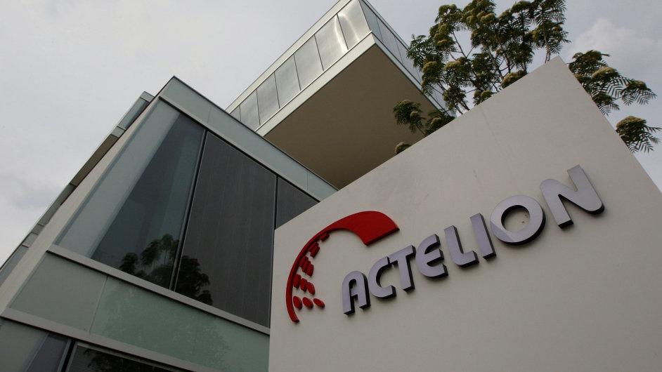 Johnson & Johnson koupí za 30 miliard USD švýcarskou firmu Actelion.