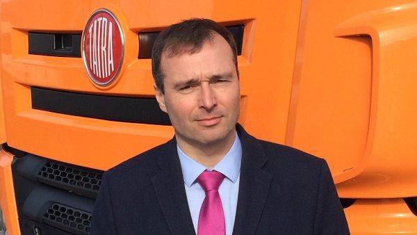 Martin Šustek, Tatra Trucks