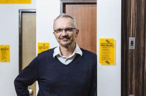 Světla, topení i zalévání u nás doma žijí vlastním životem, říká majitel firmy Next Ivan Pavlíček