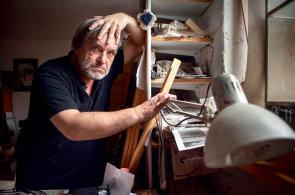David Cajthaml: Umění za bolševika? Prsa ano, klín ani náhodou