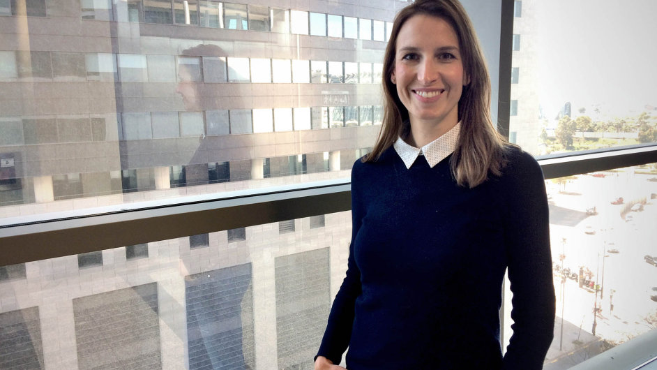 Zuzana Benešová, řídící partner Seven Keys.