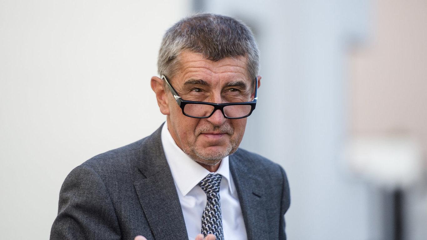 Zásadní návrh má ve sněmovně také Andrej Babiš. Novela zákona o České národní bance má znovu zpřísnit podmínky, za kterých banky mohou poskytovat hypotéky.