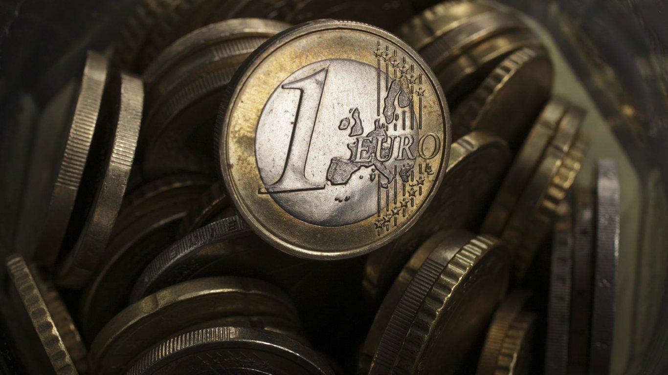 Euro oslabuje už několik dnů v řadě