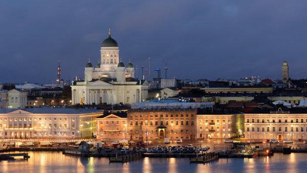 Finsko spustilo pilotní program na začátku roku - Ilustrační foto.