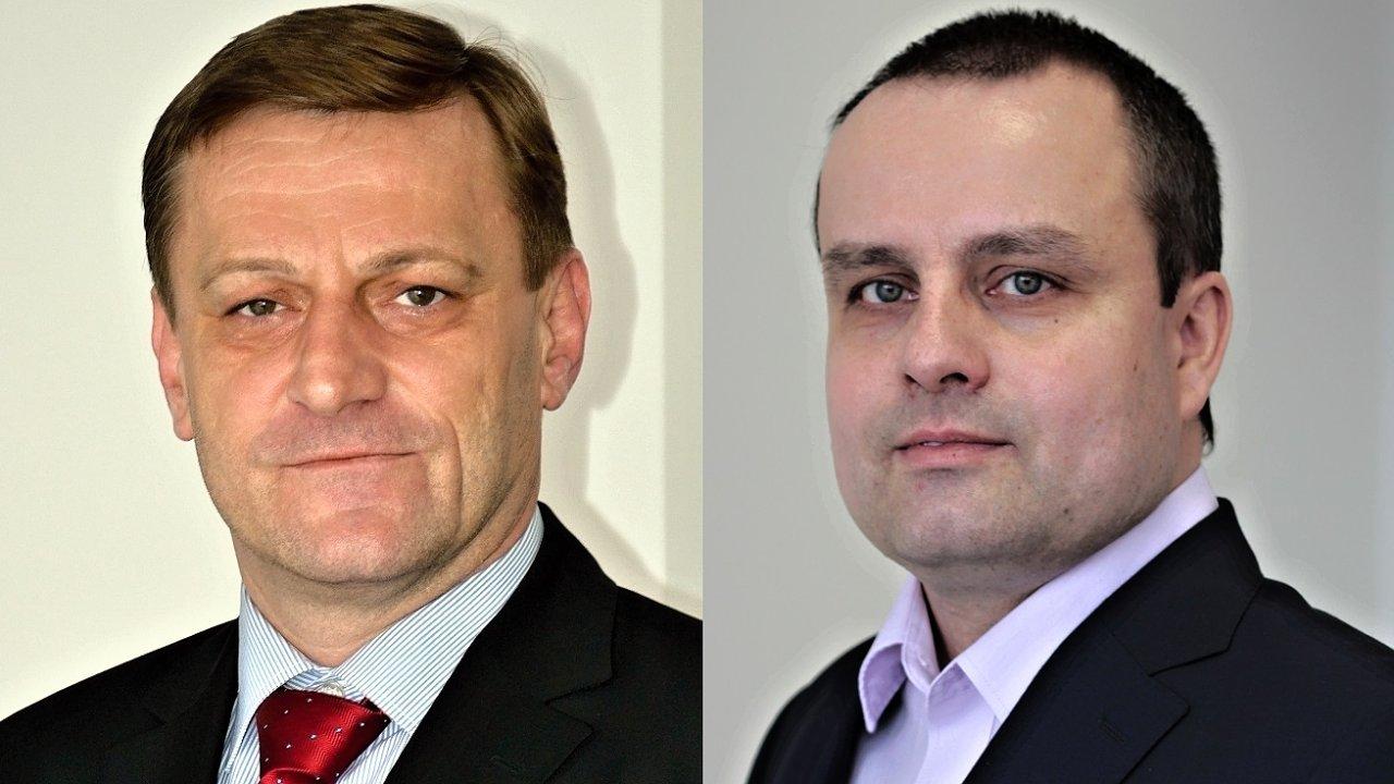 Jan Chmelík a Antonín Chlum, Národní agentura pro komunikační a informační technologie (NAKIT)