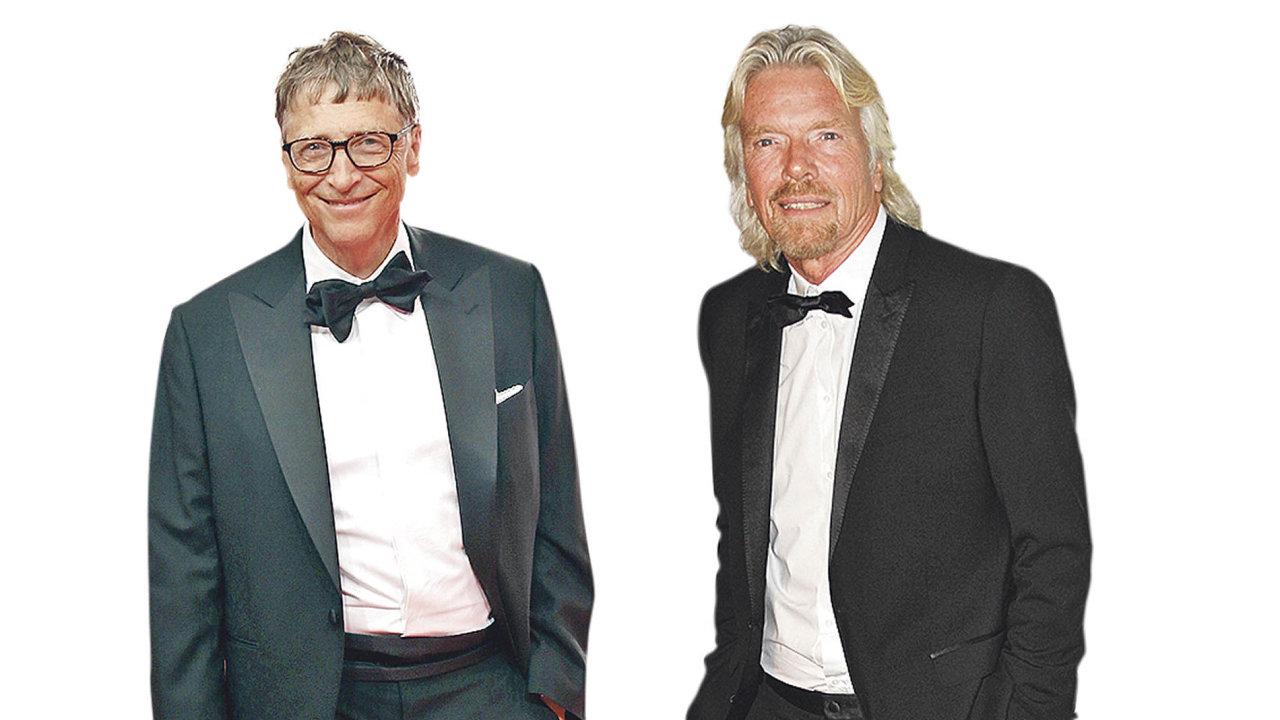 (Ne)maso. Zakladatel Microsoftu amajitel značky Virgin podpořili firmu, která vyrábí umělé maso zživočišných buněk.