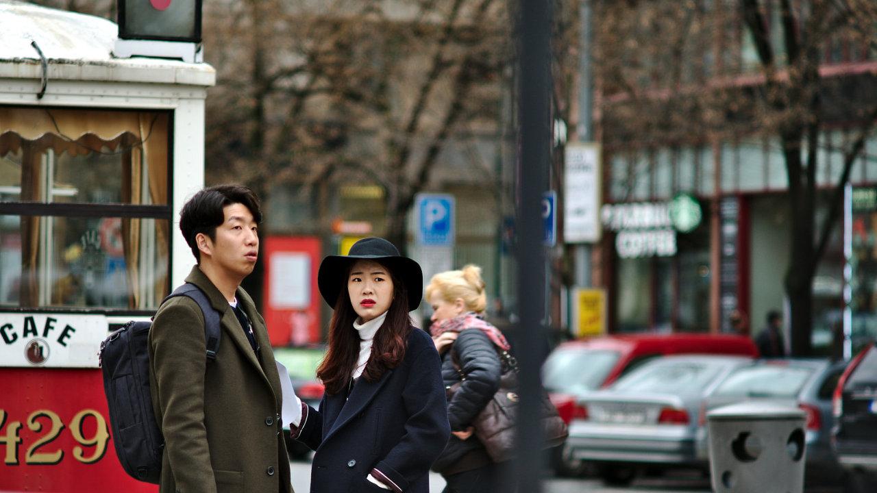 Počet japonských turistů v Česku se meziročně zvýšil o pět procent – Ilustrační foto.