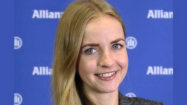 Kateřina Ikráthová, specialistka interní a externí komunikace pojišťovny Allianz