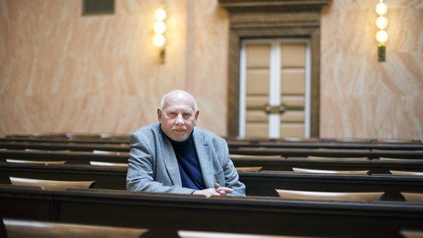 Pavel Rychetský, předseda Ústavního soudu, 2013