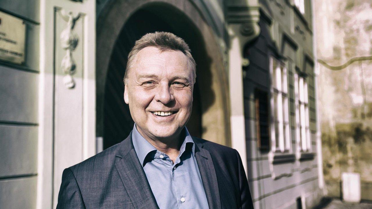 Pavel Juříček, poslanec, majitel firmy Brano Group.