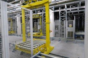 Do finálového hodnocení soutěže Impuls Logistika se dostal i nový automatizovaný sklad Budvaru.