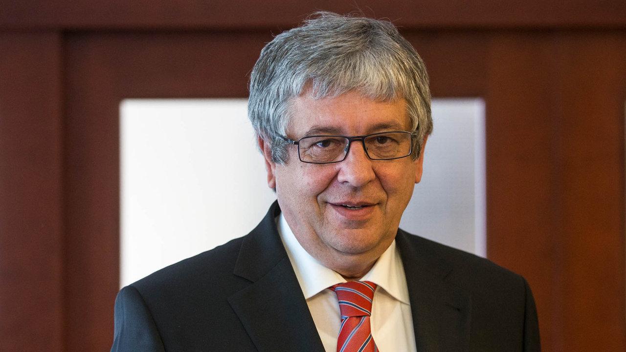 V pondělí má narozeniny Milan Teplý (69), majitel, generální ředitel a předseda představenstva Madety.