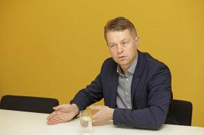 Filip Belant, ředitel pobočkové sítě České spořitelny