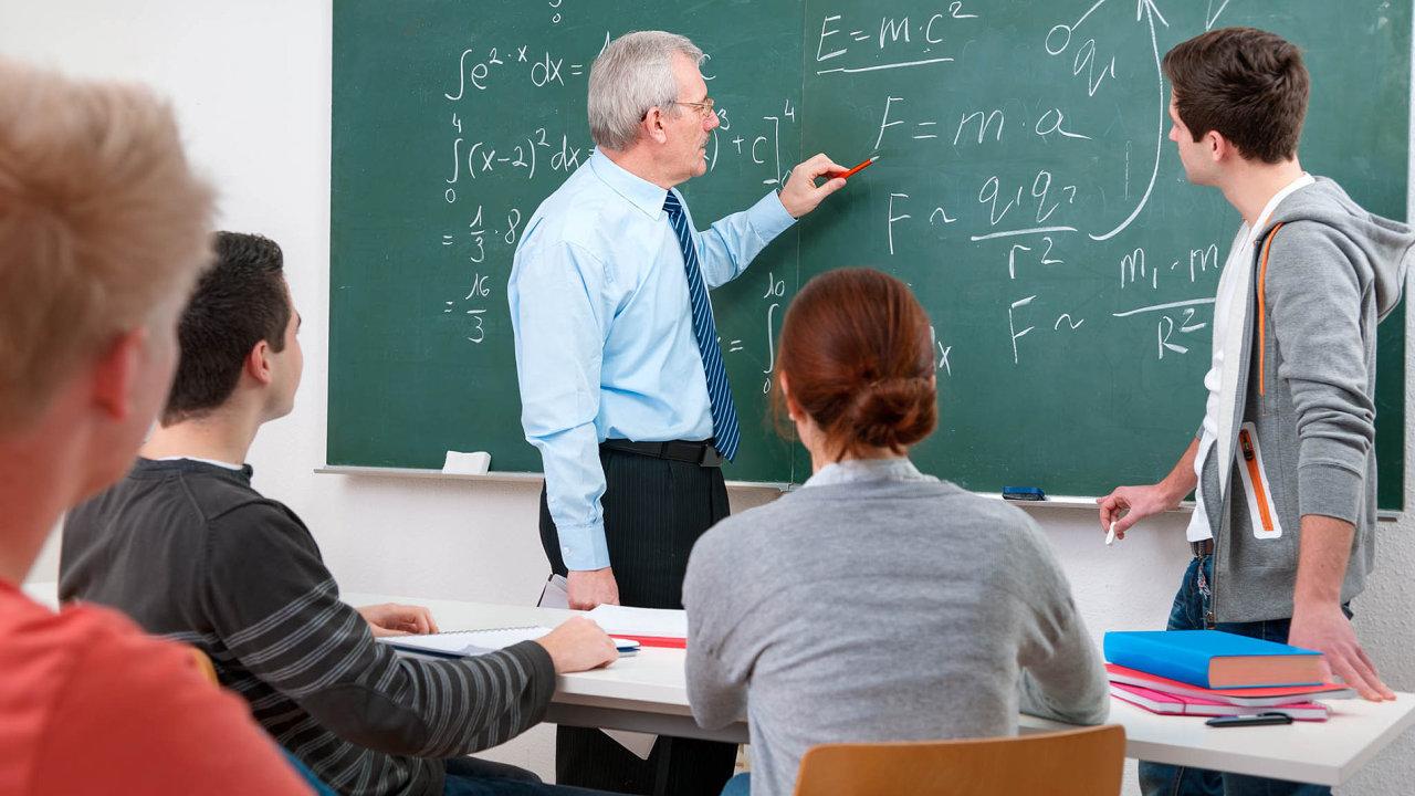 Nepřítel matematika? Velká část maturantů se jí chce vyhnout.