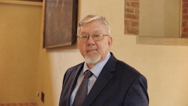 Ústavní právník Aleš Gerloch, 2018
