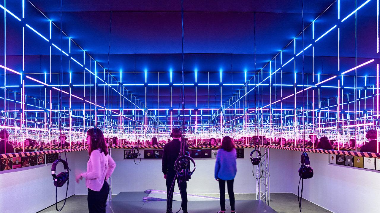 Night Fever: Výstava ve Vitra Design Museum