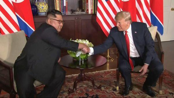 Trump, kim čong-un