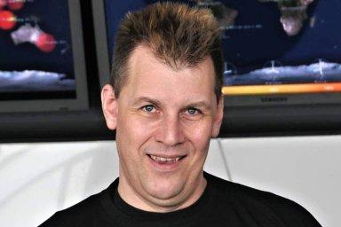 Righard Zwienenberg, expert společnosti ESET, člen poradní skupiny Europolu pro kybernetickou bezpečnost