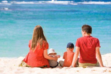 Téměř tři čtvrtiny z celkového počtu klientů jsou rodiny s dětmi, říká Simona Fischerová z portálu eTravel.cz. - Ilustrační foto.