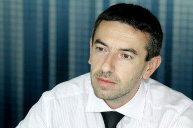 Hlavní ekonom společnosti Deloitte David Marek.