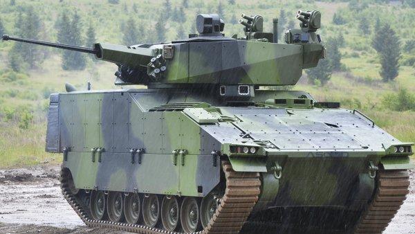 Obrněnce pro armádu. Nový ASCOD od jednoho zfavoritů budoucího výběru se Čechům ukázal naarmádní akci Bahna amá být vidět izatři týdny naDnech NATO.