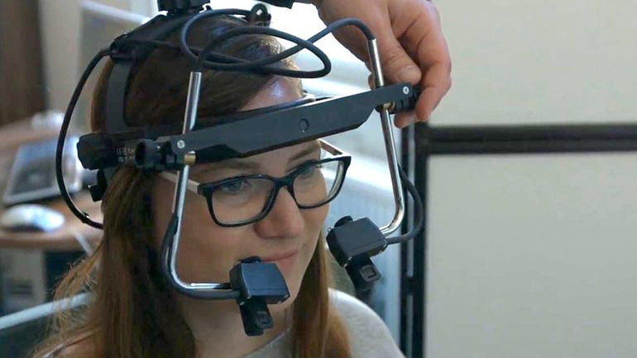 Vědci testují, jak funguje vizuální paměť.