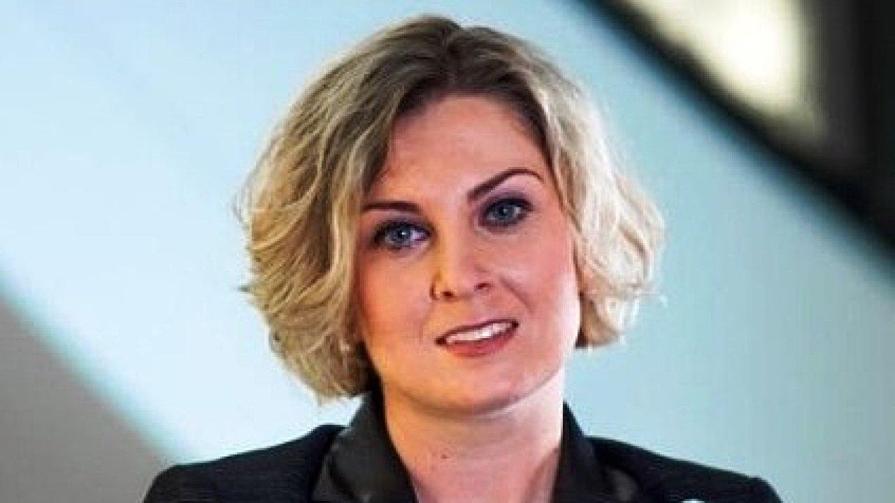 Lenka Kovačovská, výkonná ředitelka Českého plynárenského svazu
