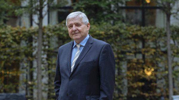 Guvernér ČNB Jiří Rusnok