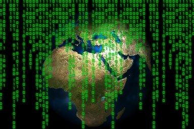 Kybernetická bezpečnost, Cybersecurity, ilustrace
