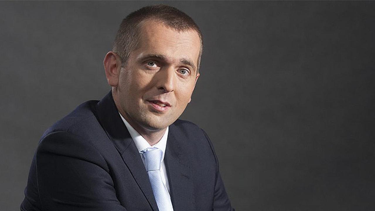 Rudolf Urbánek, generální ředitel firmy Microsoft pro Česko a Slovensko