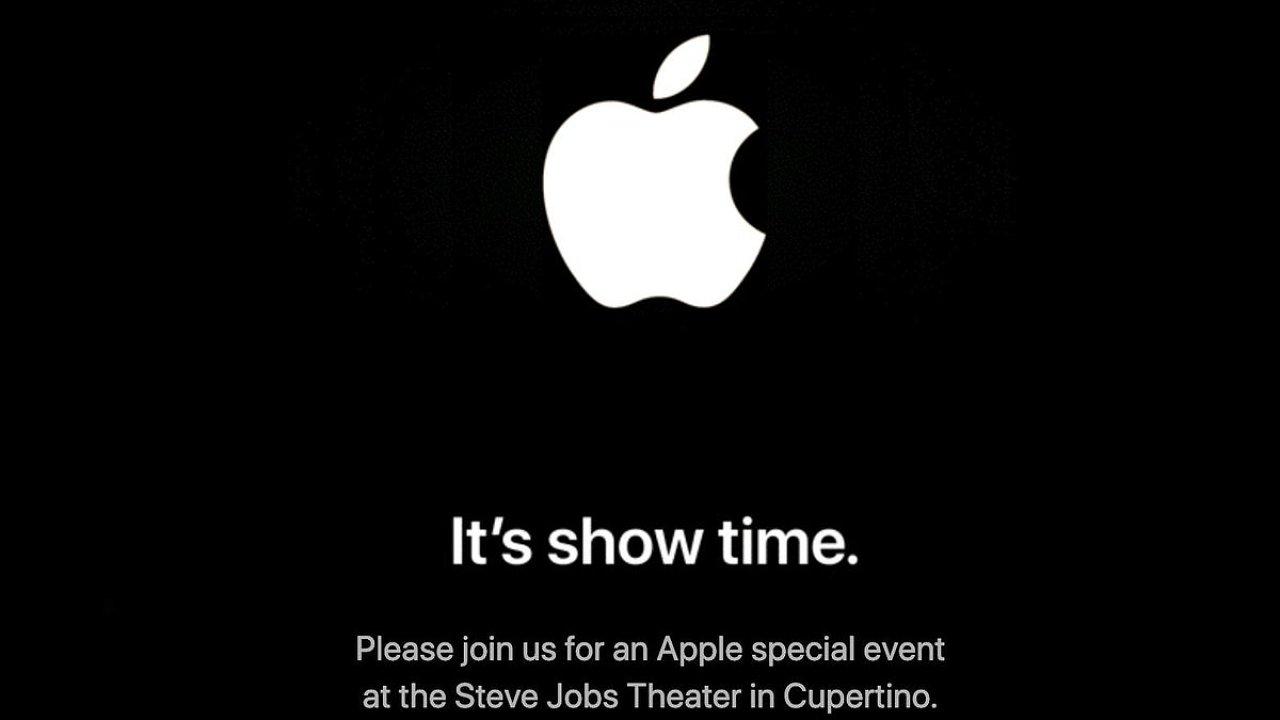 Apple brezen pozvanka
