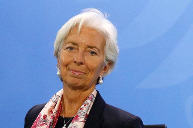 Christine Lagardeová, šéfka MMF.
