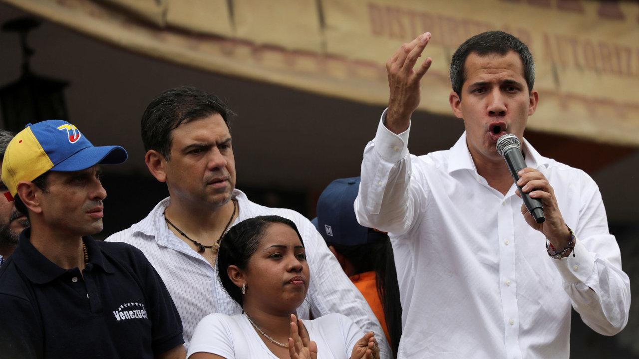 Venezuela, Guaidó