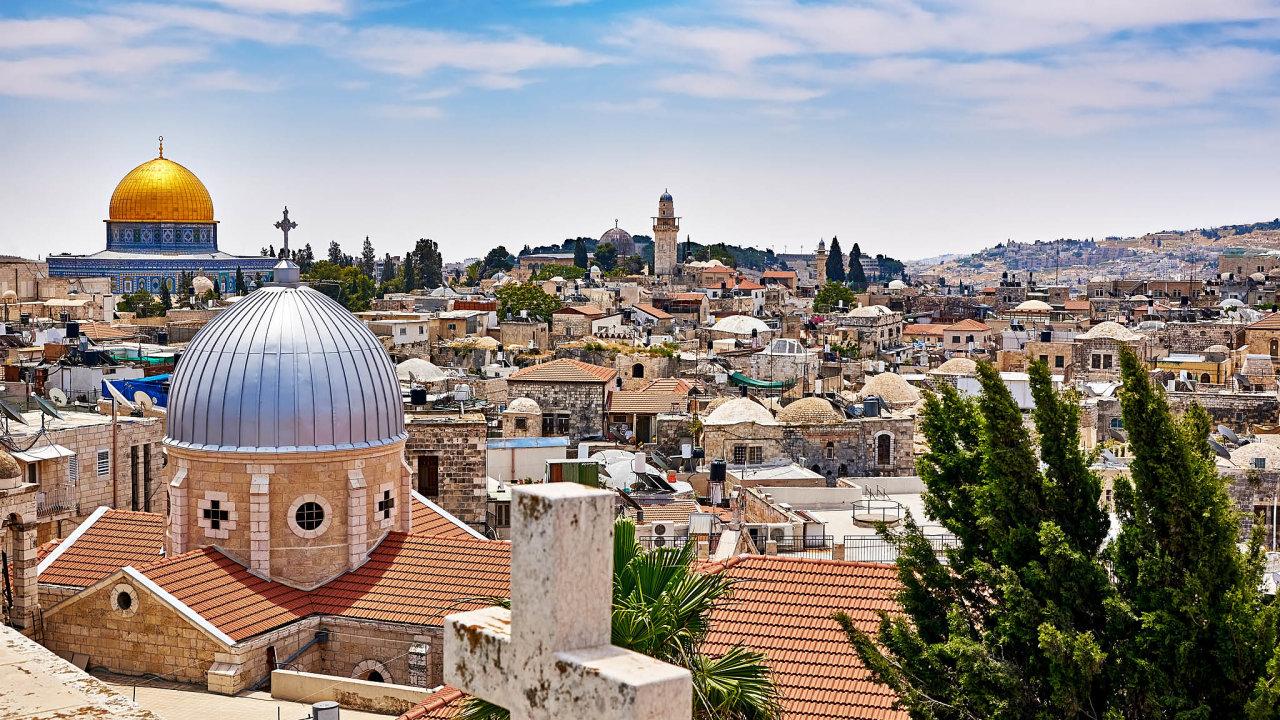 Otázka Jeruzaléma je dlouhodobě jedním znejožehavějších bodů palestinsko-izraelského konfliktu. Na město si dělají nároky obě strany.