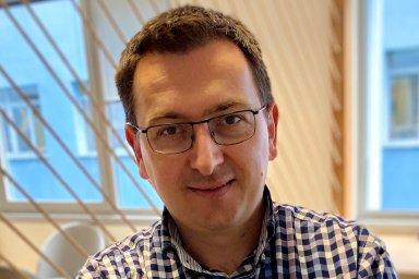 Marek Hallér, marketingový ředitel Rohlik.cz