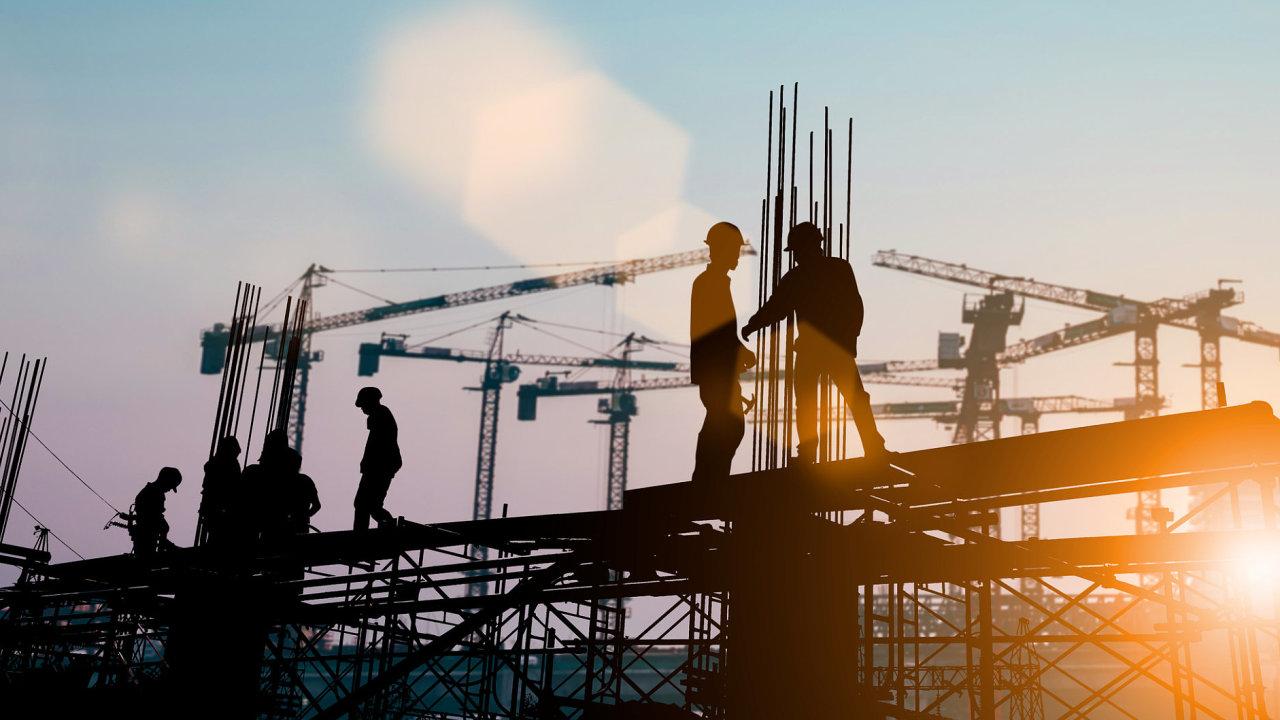 Při stavebním rozvoji země musí spolupracovat stát, města i investoři.