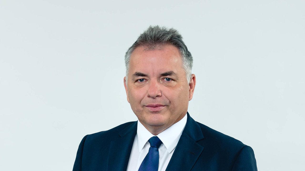 Ve čtvrtek má narozeniny předseda představenstva I&C Energo Jiří Holinka.