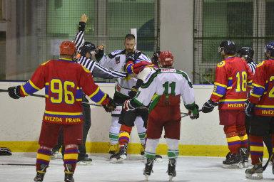 Půjdeme na to jinak: Sportovním klubům, jako Hvězda Praha a HC Smíchov, bude peníze od příštího roku rozdělovat Národní sportovní agentura.