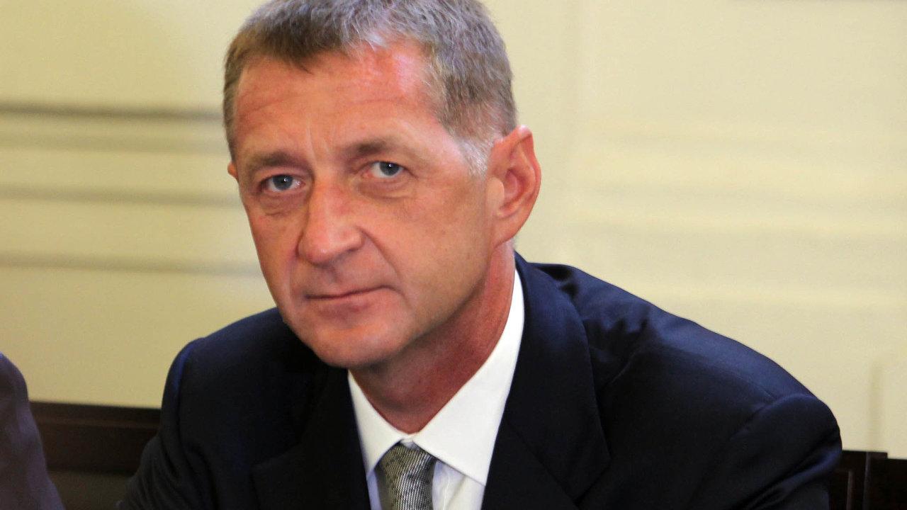 Lobbista Roman Janoušek byl považován za stínového vládce pražského magistrátu v době, kdy byl primátorem Pavel Bém z ODS.