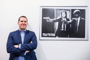 Odvolaný předseda Českého telekomunikačního úřadu Jaromír Novák.