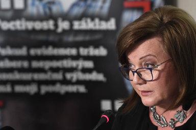 Podnikatelé senaEET těší, myslí si ministryně financí Alena Schillerová. Drobní podnikatelé jinapátečním setkání vPraze vyvedli zomylu.