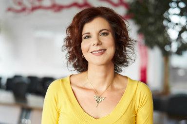 Do čela personálního oddělení T-Mobilu aSlovak Telekomu se Jitka Adámková postavila na začátku loňského roku.