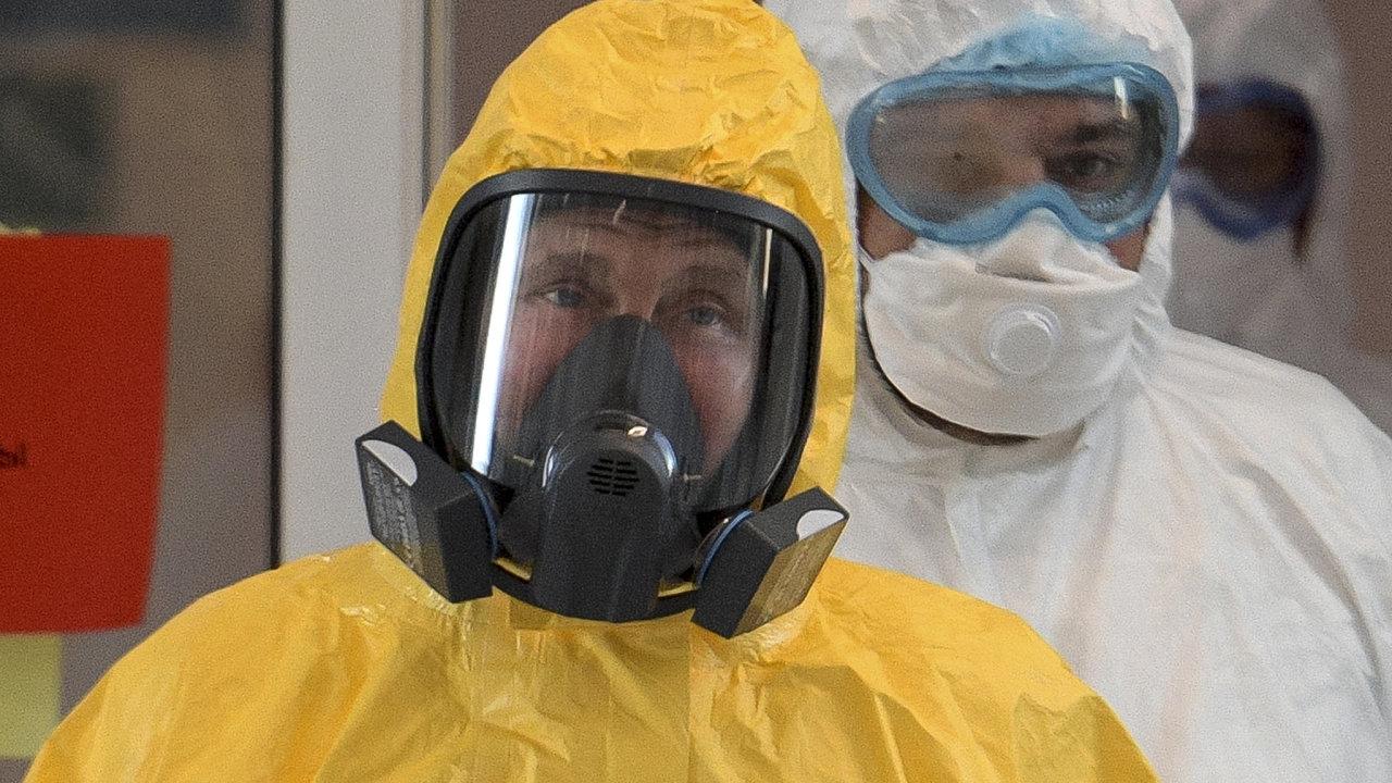 Putin - koronavirus