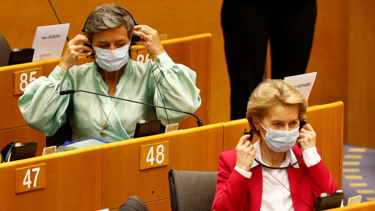 Evropská komise, Ursula von der Leyenová