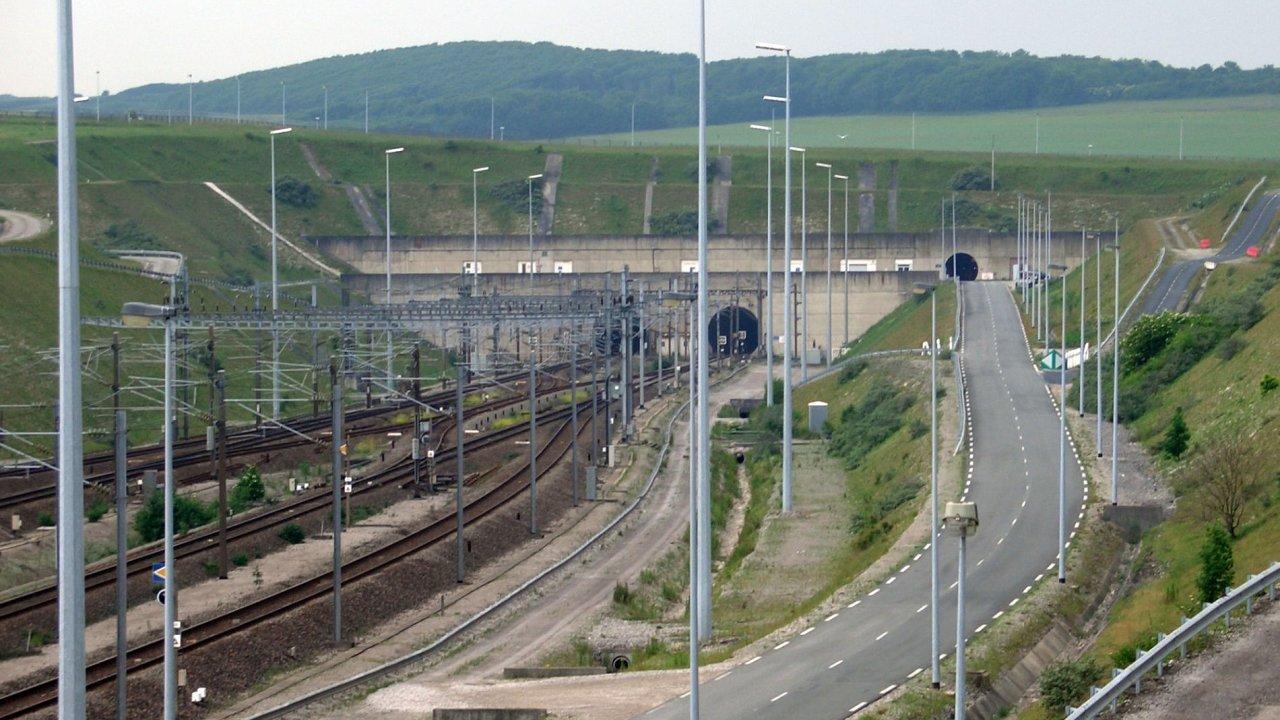 20 let eurotunelu