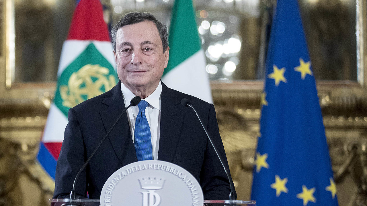Mario Draghi dostal přezdívku Super Mario sodkazem na postavu zpopulární videohry.