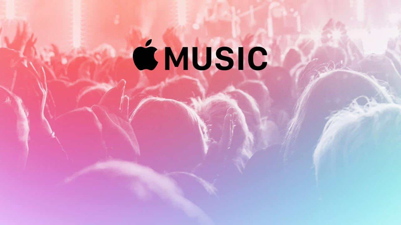 Apple Music pro iOS